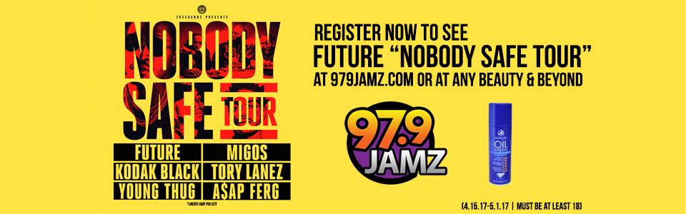 """FUTURE """"Nobody Safe Tour"""""""