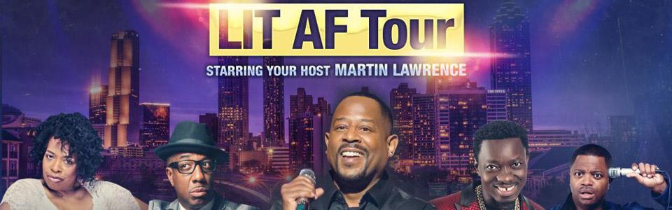 LIT AF Tour at the BJCC on December 1