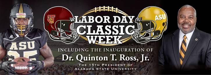 ASU Labor Day Classic Week